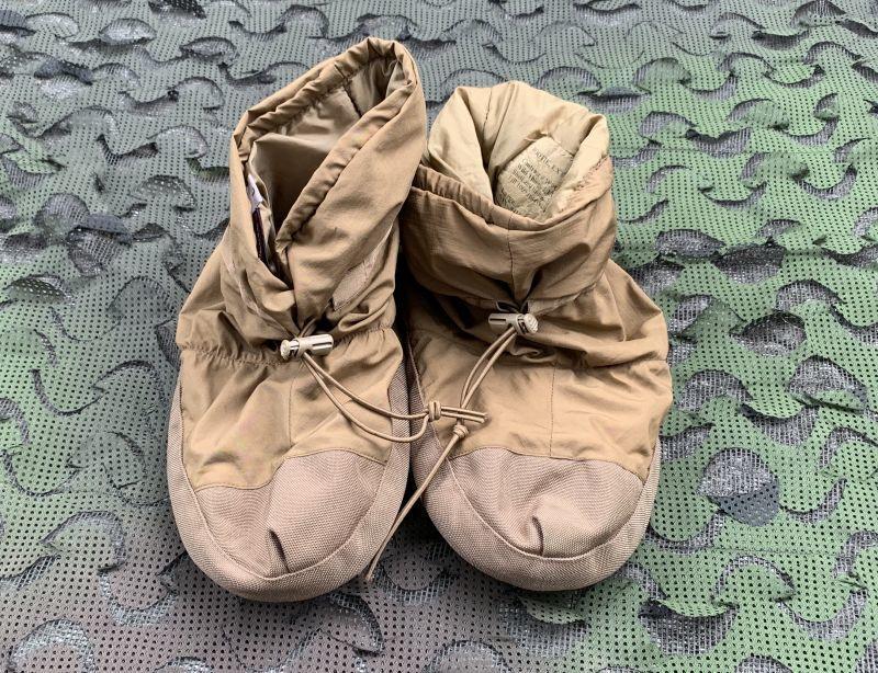 画像1: 海兵隊実物 ワイルドシングス  MARS PCU Level  プリマロフト ブーツ スノーブーツ  L (1)