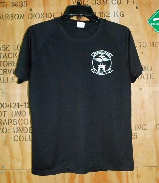 画像1: 米軍放出品,USMC MWHS-1 Tシャツ S (1)