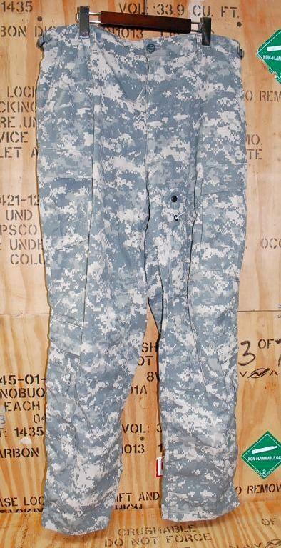画像1: 米軍実物,TROUSER,AIR CREW COMBAT エアクルーコンバットパンツ L-R (1)