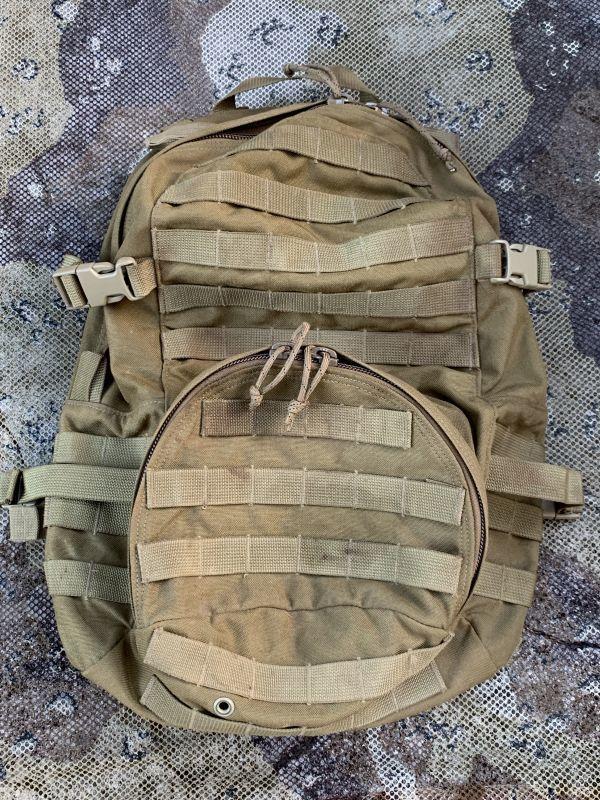 画像1: 海兵特殊部隊実物 FSBE EAGLE パトロールパック MARSOC (1)