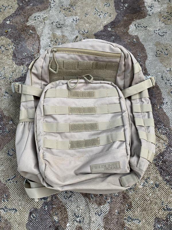 画像1: 米海兵隊放出品  Fieldline Tactical   アサルトパック コヨーテ (1)