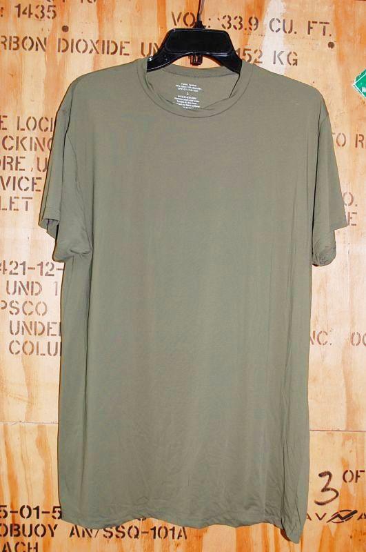 画像1: 米軍実物 タクティカルTシャツ LARGE (1)