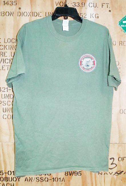 画像1: 米軍放出品 USMC 3rd Maintenance Battalion Tシャツ LARGE (1)
