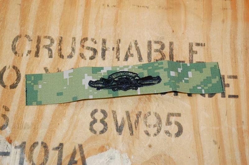 画像1: 米軍実物 US NAVY  EXPED WARFARE ワッペン (1)
