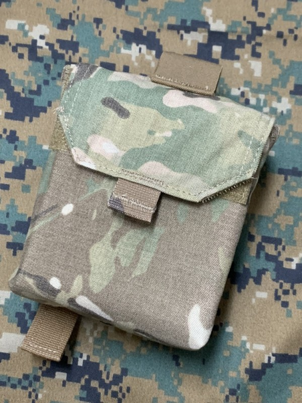 画像1: 米軍実物 TYR Tactical Communications Pouch - 5590 Battery (1)
