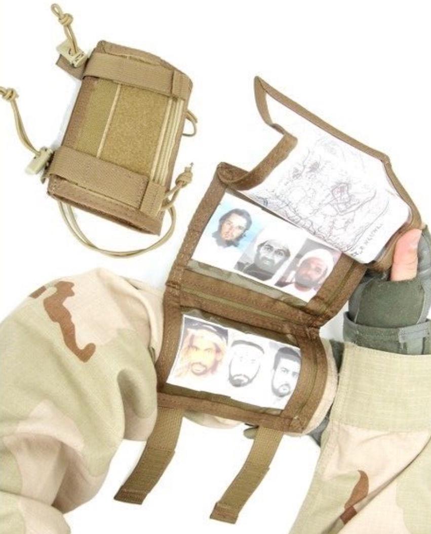 画像1: 海兵隊放出品 TAG - Tactical Arm Band  Tactical Assault Gear コヨーテ (1)