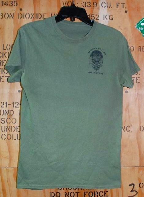 画像1: 米軍放出品 USMC MCT BN SOI (W)Tシャツ (1)