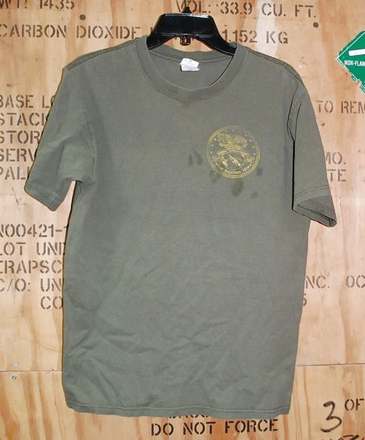 画像1: 米軍放出品 USMC 13th MARINE EXPEDITIONARY Tシャツ MEDIUM (1)