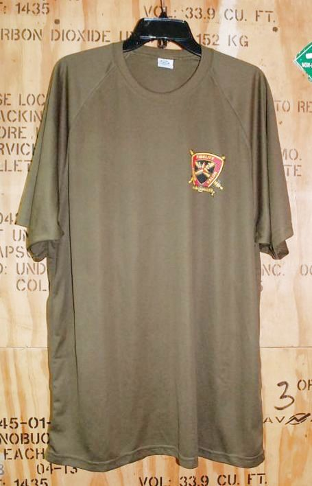 画像1: 米軍放出品 USMC 12th MARINES Tシャツ XXLARGE (1)