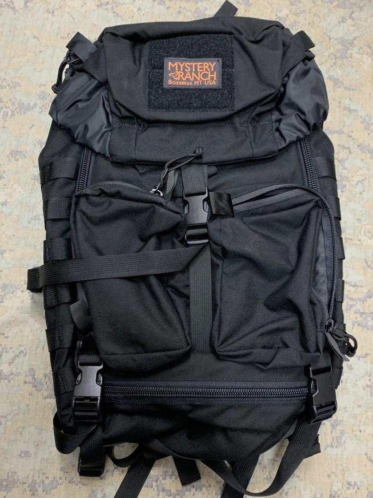 画像1: 米軍実物  MYSTERY RANCH MILITARY JUMP PACKS   メディックパック ブラック (1)