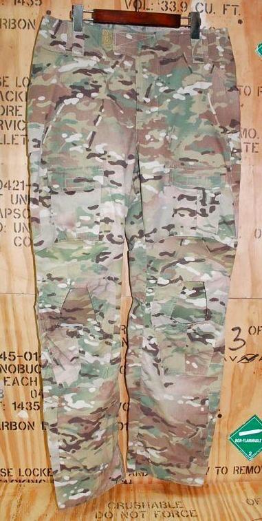 画像1: 米軍放出品,Crye Precision コンバットパンツ 32REGULAR (1)