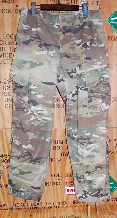 画像1: 米軍実物,米陸軍 ARMY  スコーピオン マルチカムパンツ M-S (1)