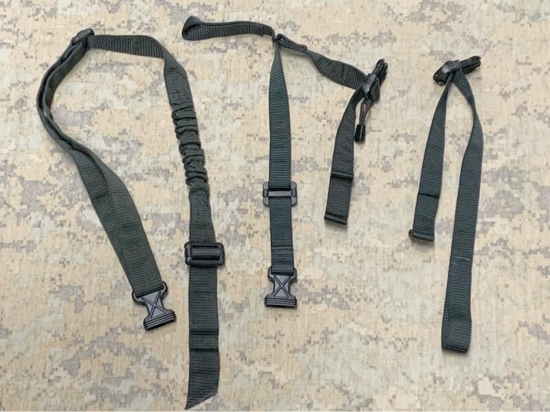 画像1: 米軍放出品 SPEC-OPS ライフル バンジースリング (1)