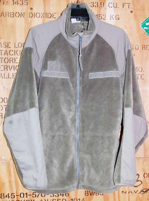 画像1: 米軍実物,GENIIIポーラテックフリースジャケット M-REGULAR (1)