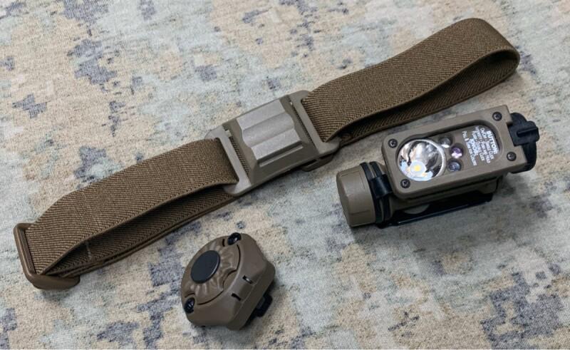 画像1: 海兵隊実物 Streamlight SIDEWINDER COMPACT IIストリームライト (1)