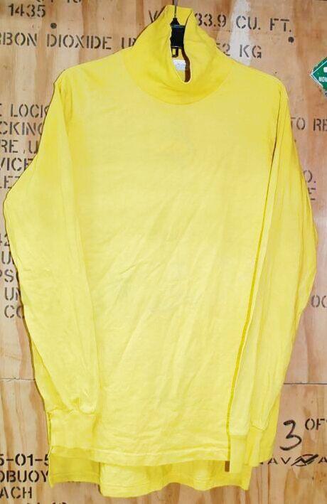 画像1: 米軍実物 US NAVY ロングスリーブTシャツ MEDIUM (1)