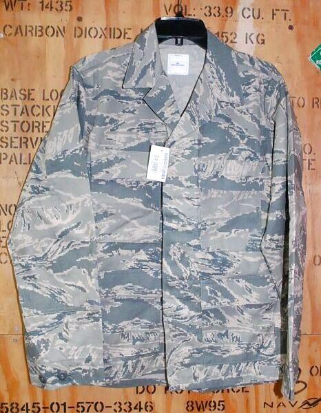 画像1: 米軍実物,USAF ABU ジャケット 40S (1)