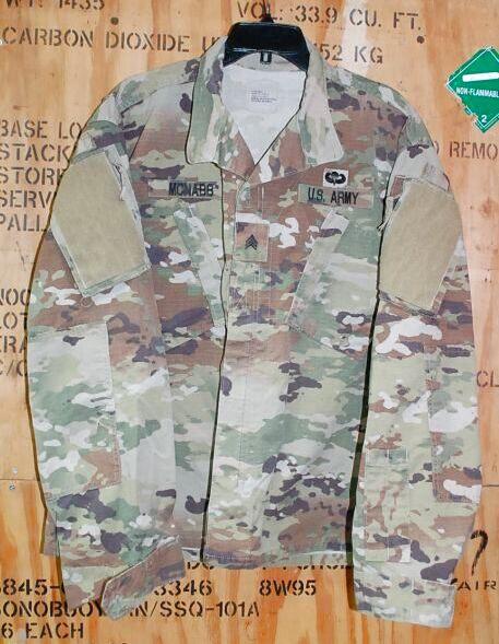 画像1: 米軍実物,米陸軍 ARMY  スコーピオン マルチカム ジャケット L-S (1)