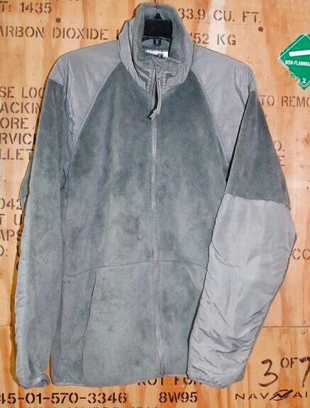 画像1: 米軍実物,JACKET,FLEECE COLD WEATHER(GENIII)  ポーラテックフリースジャケット M-REGULAR (1)