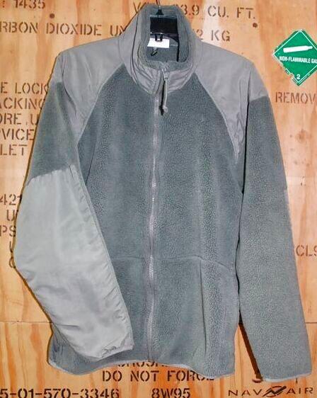 画像1: 米軍実物,JACKET,FLEECE COLD WEATHER(GENIII)  ポーラテックフリースジャケット L-REGULAR (1)