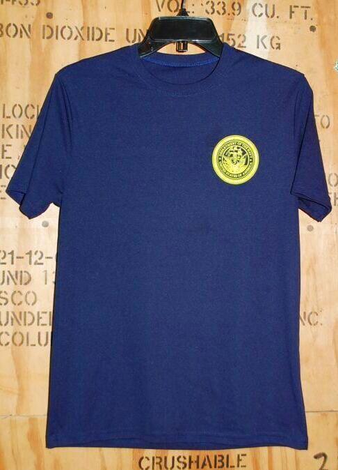 画像1: 米軍放出品  US NAVY Tシャツ SMALL (1)