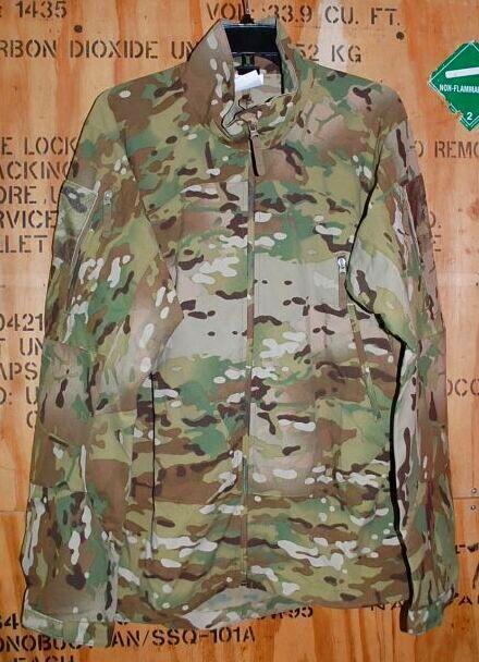 画像1: 米軍実物,patagonia PCU LEVEL 5 SOFT SHELL JACKET M-R パタゴニア  (1)
