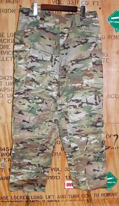 画像1: 米軍放出品,Crye Precision G3 コンバットパンツ マルチカム 34SHORT (1)