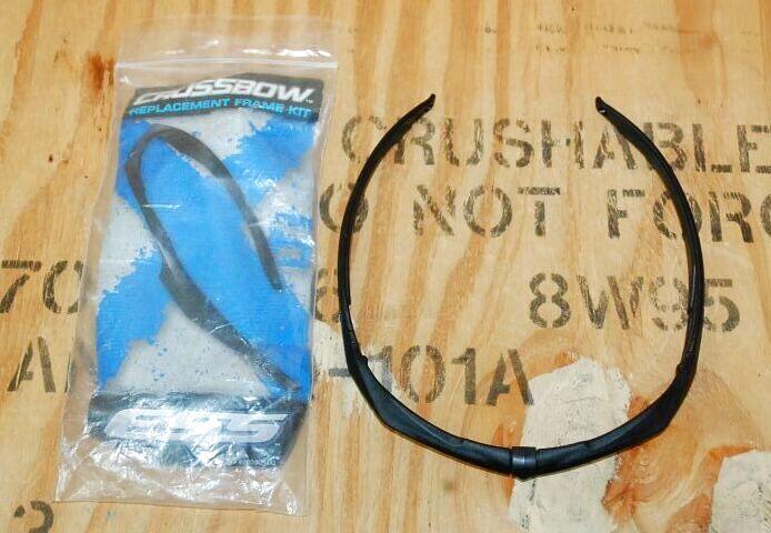 画像1: 米軍放出品 CROSSBOW クロスボーサングラス 交換フレーム (1)