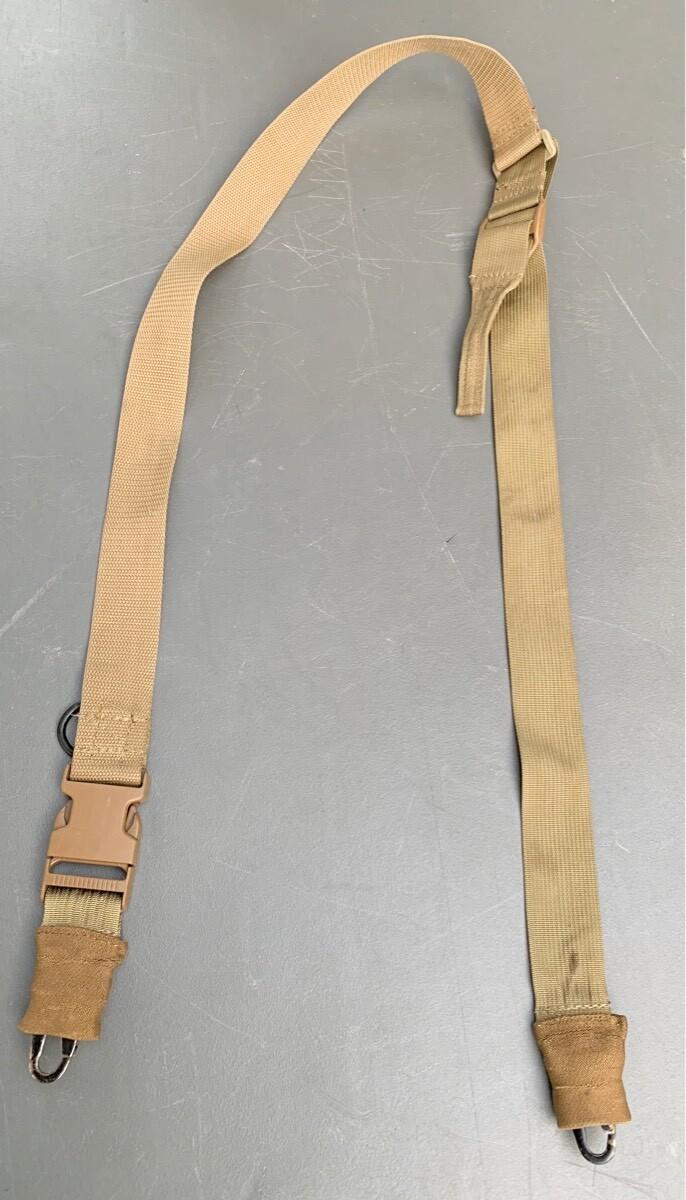 画像1: 米軍 海兵帯放出品 BDS タクティカル スリング コヨーテ (1)
