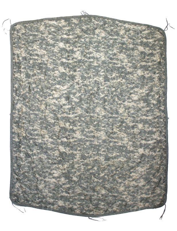 画像1: 米軍実物 ACU ポンチョライナー ブランケット レジャーラグ (1)