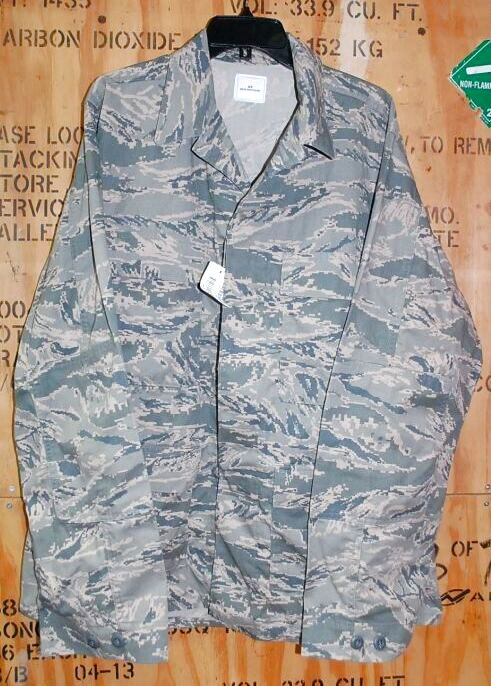 画像1: 米軍実物,USAF ABU ジャケット 46R (1)