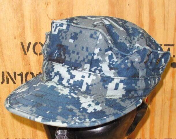 画像1: 米軍実物  US NAVY CAP 7 1/2 (1)