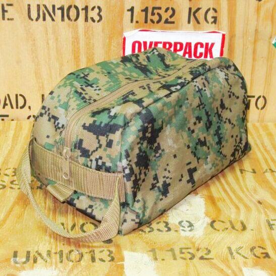 画像1: 海兵隊放出品 USMC ピクセルポーチ (1)