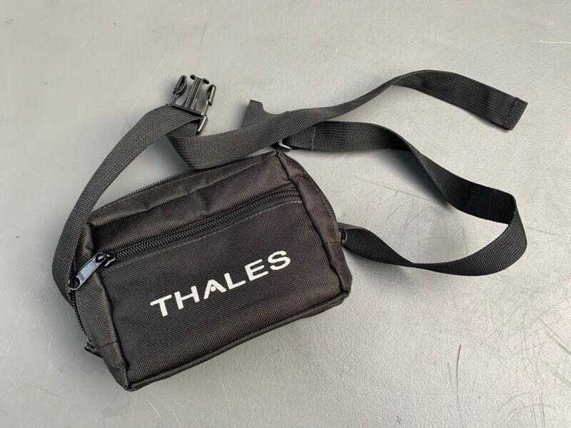 画像1: 米軍放出品 THALES COVERT HEADSET FOR MBITR ポーチ  Tactical Headset DEVGRU NSW CAG SOF (1)