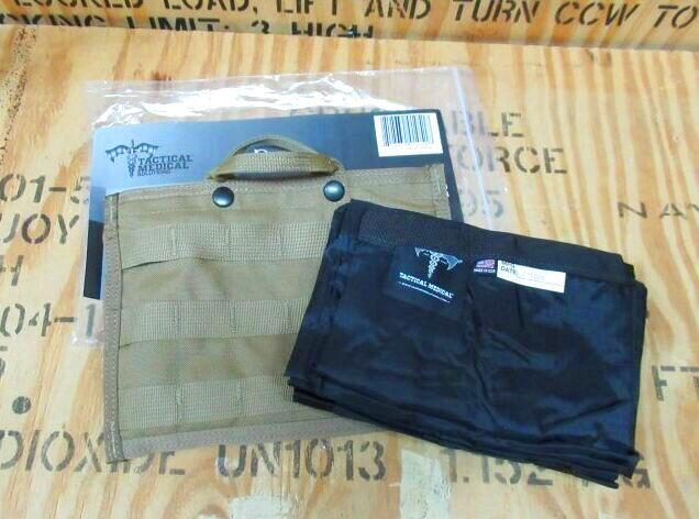画像1: 米軍実物 Tactical Medical Solutions Phantom Litter with Carrier 担架 (1)
