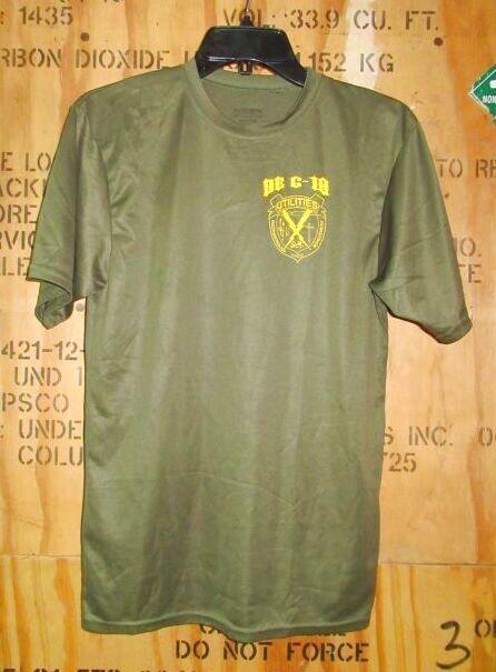 画像1: 米軍実物 US MARINE   Tシャツ SMALL (1)