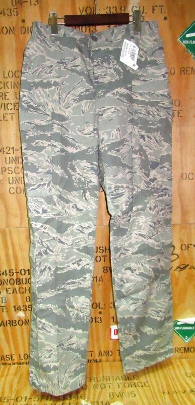 画像1: 米軍実物,USAF US AIR FORCE ABUパンツ 34R (1)