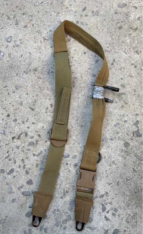 画像1: 米海兵隊放出品 BDS タクティカル スリング コヨーテ (1)