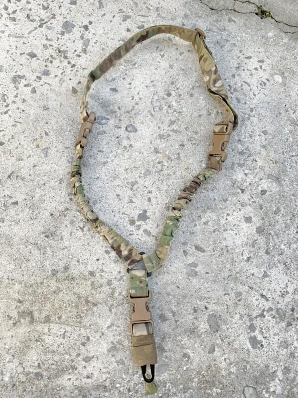 画像1: 米軍放出品 USA CONDOR タクティカルギア   コブラ ワンポイントスリング  (1)