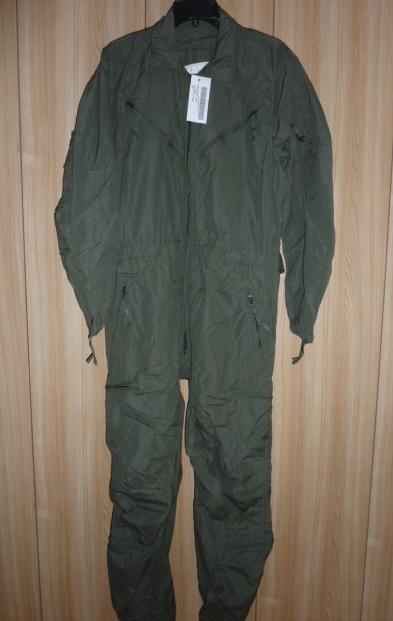 画像1: 米軍実物 COVERALLS COMBAT VEHICLE CREWMENS  (1)